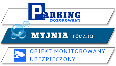 Parking/Myjnia
